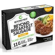 Beyond Original Recipe Classic Breakfast Sausage Patty, 7.4 Ounce -- 12 per case