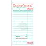 Value Essentials White Spanish 1 Part 16 Lines Board Guest Check, 3.40 x 6.75 inch -- 2500 per case.