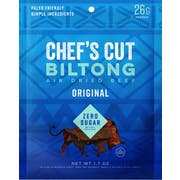 Chefs Cut Real Jerky Original Beef Biltong, 1.7 Ounce -- 8 per case