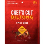 Chefs Cut Real Jerky Spicy Chili Beef, 1.7 Ounce -- 8 per case