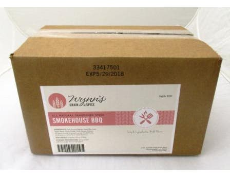 Wynns All Natural Smokehouse BBQ Seasoning, 22 Ounce -- 6 per case.