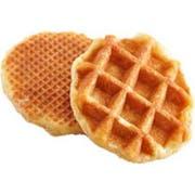 Julians Recipe Classic Belgian Waffle Bun -- 80 per case