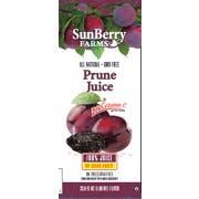Sunberry Farms 100 Percent Prune Juice, 33.81 Fluid Ounce -- 12 per case.