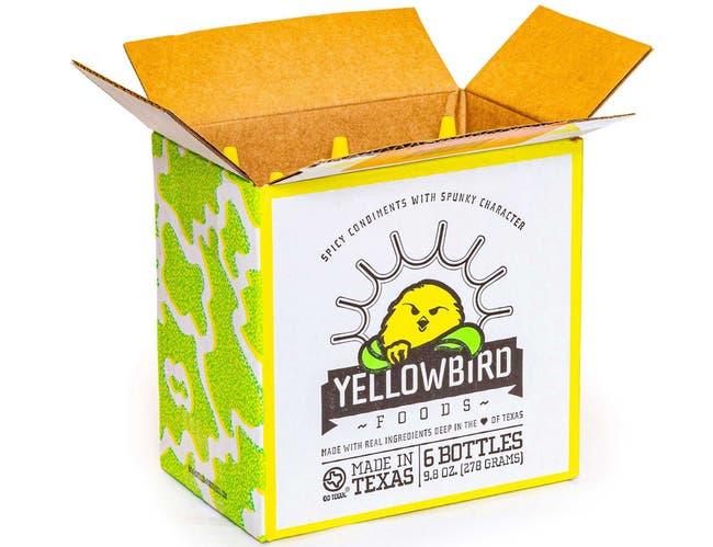 Yellowbird Habanero Condiment Sauce, 9.8 ounce -- 6 per case