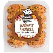 Superior On Main Harvest Sprinkle Vanilla Cake Cookie, 7.7 Ounce -- 12 per case