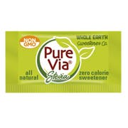 Stratas Foods PureVia Single Serve Packet Sweetener -- 1000 per case.