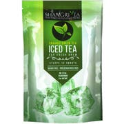 Shangri La Organic Green Iced Tea, 6 count per pack -- 12 per case.