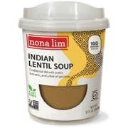 Nona Lim Indian Lentil Soup, 10 Fluid Ounce -- 6 per case