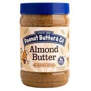 Peanut Butter and Co All Natural Stabilized Almond Butter, 28 Ounce -- 6 per case.