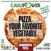 Caulipower 10 inch Margherita Cauliflower Pizza Crust, 11.6 Ounce -- 8 per case.