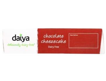 Daiya Pumpkin Spice Cheezecake, 14.1 Ounce -- 8 per case.