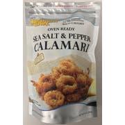 Northern Chef Sea Salt and Pepper Calamari, 3 Ounce -- 12 per case