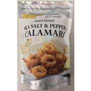 Northern Chef Sea Salt and Pepper Calamari, 10 Ounce -- 12 per case