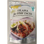Northern Chef Tilapia for Fish Tacos, 10 Ounce -- 12 per case