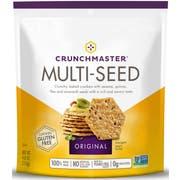 Crunchmaster Original Multi Seed Cracker, 4 Ounce -- 12 per case.