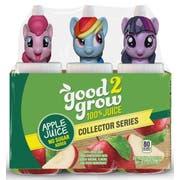 good2grow Apple Juice, 6 Ounce -- 12 per case.