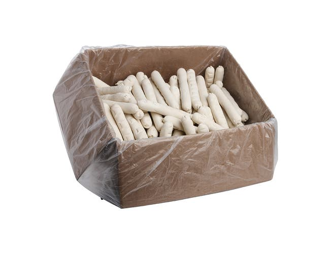 Pennant Long White Hoagie Roll, 2.75 Ounce -- 144 per case.