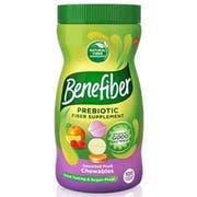 Benefiber Assorted Fruit Chewable Tablet - 100 count per pack -- 12 packs per case