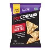 Popcorners Kettle Popcorn Chips, 5 Ounce -- 12 per case