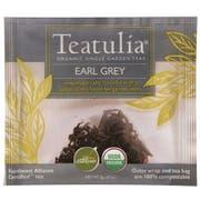 Teatulia Organic Earl Grey Wrapped Premium Pyramid -- 50 per case