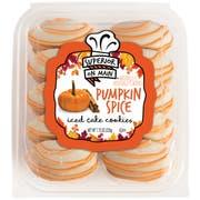 Hostess Superior on Main Mini Pumpkin Spice Iced Cookie, 93 Ounce -- 1 each