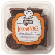 Superior On Main Chewy Chocolate Brownie Bites - Multi Pack, 12 Ounce -- 18 per case