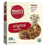 Mary's Gone Organic Original Crackers, 6.5 ounce -- 6 per case