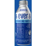 Ever and Ever Sparkling Water, 473 Milliliter -- 12 per case
