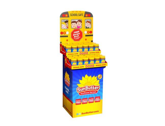 Natural Sunflower Seed Sun Butter, 16 Ounce -- 6 per case