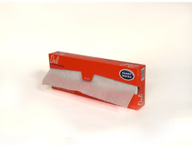 15X10.75 Interfolded Food And Deli Tissue Wrap -- 12 Case -- 500 count