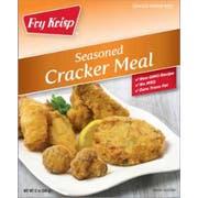Fry Krisp Seasoned Cracker Meal, 12 Ounce -- 6 per case