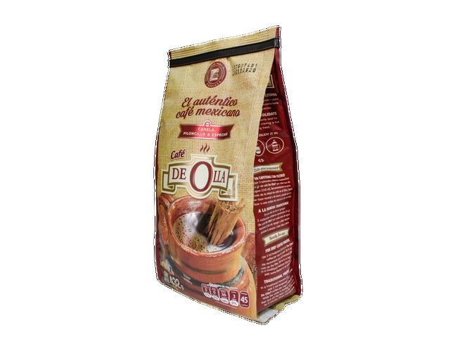 Cafe De Olla Cinnamon Brown Sugar and Spices Coffe, 15.2 Ounce -- 10 per case.