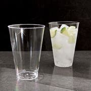 Clear Ware Clear Tumbler, 14 Ounce -- 500 per case.