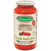 La San Marzano Tomato Basil Sauce, 24 Fluid Ounce -- 6 per case
