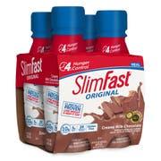 SlimFast Ready To Drink Creamy Milk Chocolate, 11 Ounce -- 12 per case.