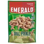 Emerald Dill Pickle Cashews, 5 Ounce -- 6 per case.