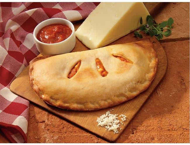 Gilardi Whole Grain Three Cheese Calzone, 4.69 Ounce -- 60 per case.