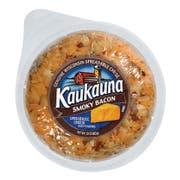 Kaukauna Smoky Bacon Spreadable Cheese Ball, 10 Ounce -- 12 per case.