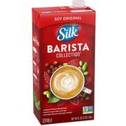 Silk Barista Collection Original Soy Milk, 64 Ounce -- 6 per case
