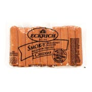 Eckrich Cheddar Smokey Sausage Link, 16.6 Ounce -- 10 per case.