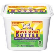 Move Over Butter Table Spread, 10.05 Ounce -- 12 per case.