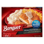 Conagra Banquet Entree Fried Chicken, 10.1 Ounce -- 12 per case.