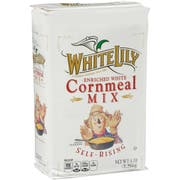 White Lily Self Rising Corn Meal, 5 Pound -- 8 per case.