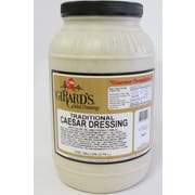 Girards Dressing Traditional Olive Oil Caesar Dressing, 1 Gallon -- 2 per case.