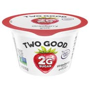Two Good Strawberry Greek Yogurt, 5.3 Ounce -- 12 per case