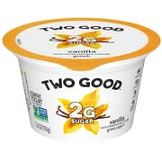 Two Good Vanilla Greek Yogurt, 5.3 Ounce -- 12 per case