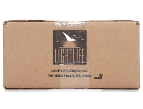 Lightlife Organic Fakin Bacon Smokey Tempeh Strips, 6 Ounce -- 12 per case