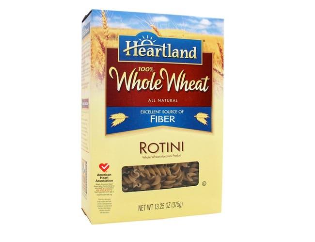 AIPC Heartland Whole Wheat Penne, 13.25 Ounce -- 12 per case.