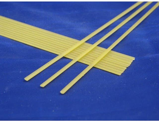 American Italian Pasta - 10 inch Linguine, 10 Pound -- 2 per case.
