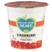 Follow Your Heart Dairy Free Strawberry Yogurt, 5.3 Ounce -- 12 per case
